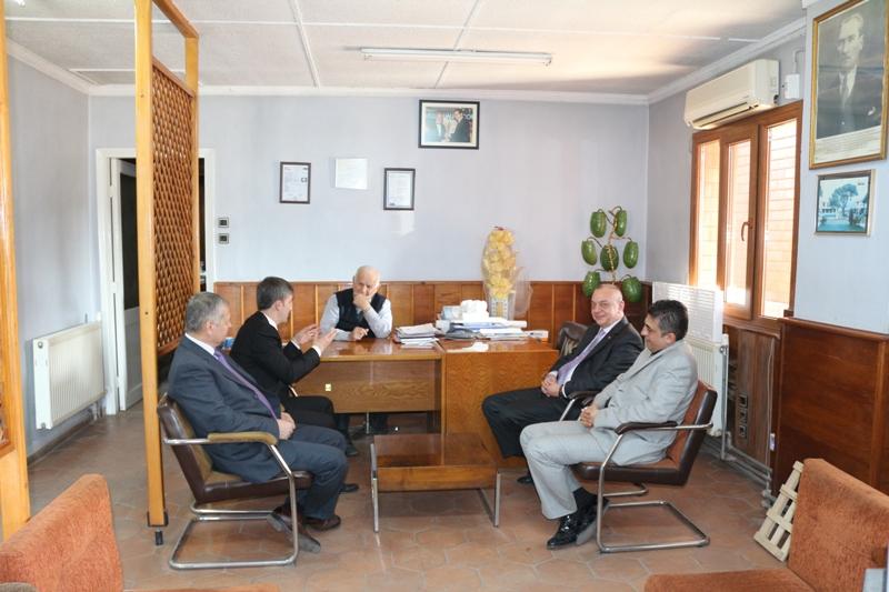 Manisa Belediye Başkanı Sn. Cengiz