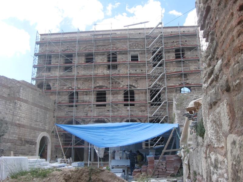 Tarihi Anemas Zindanları ve Tekfur Sarayı